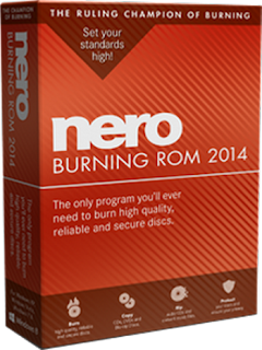 Nero Burning ROM 2014 15.0.01400 Including Crack
