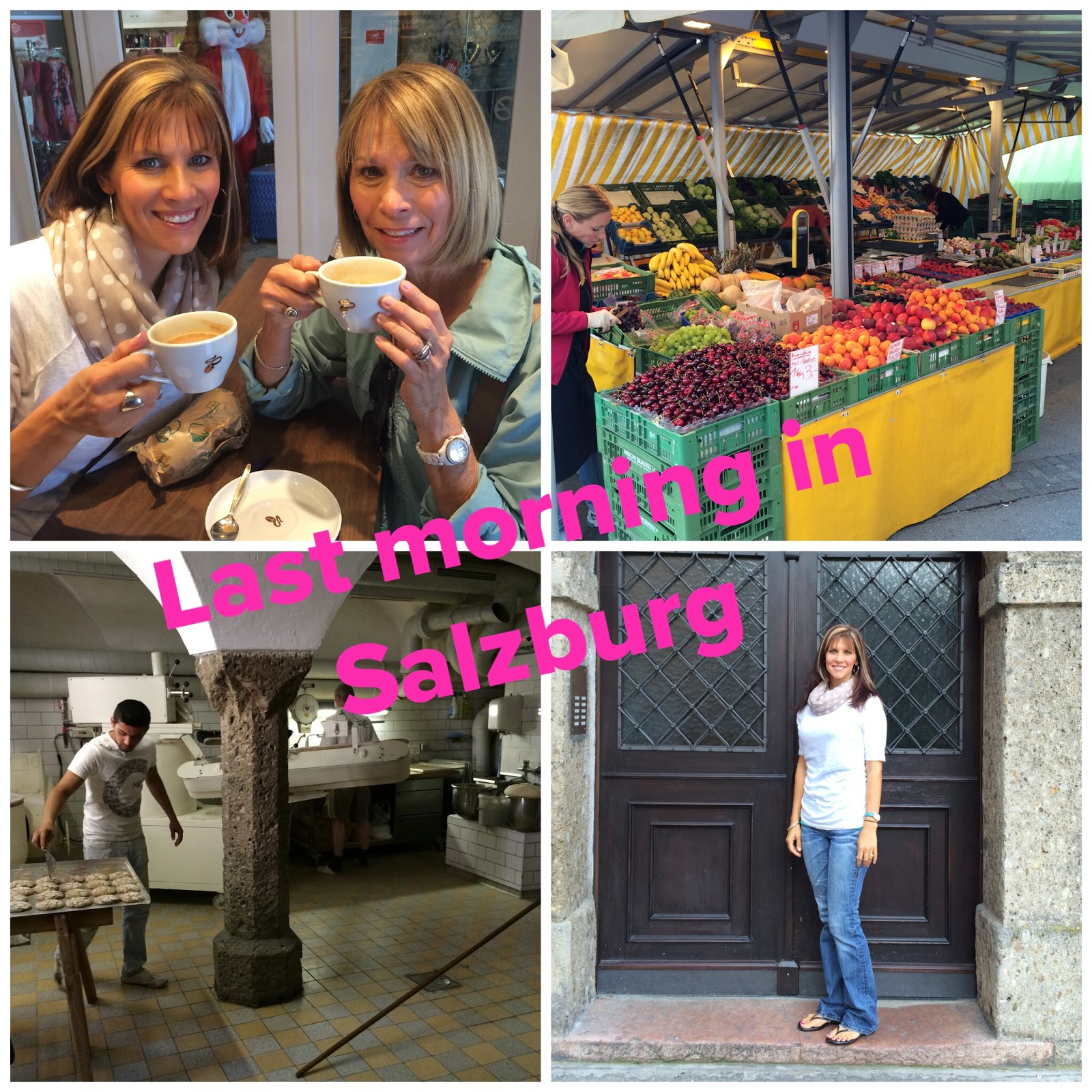 European Dream Vacation, Salzburg Austria
