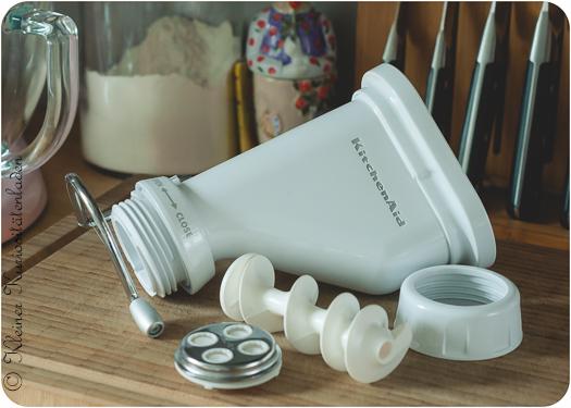 KitchenAid Röhrennudelaufsatz