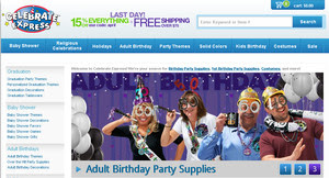 Celebrate Express Coupon Codes
