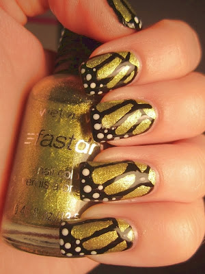 Lovely Fall Nail Art Ideas