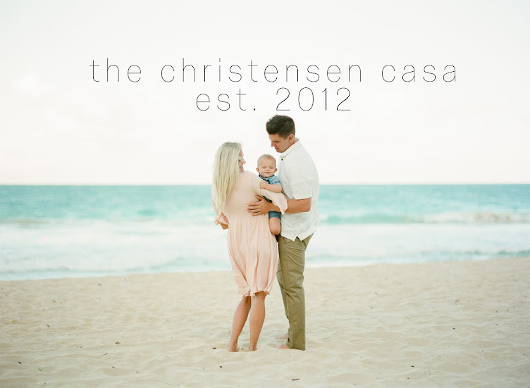 The Christensen Casa