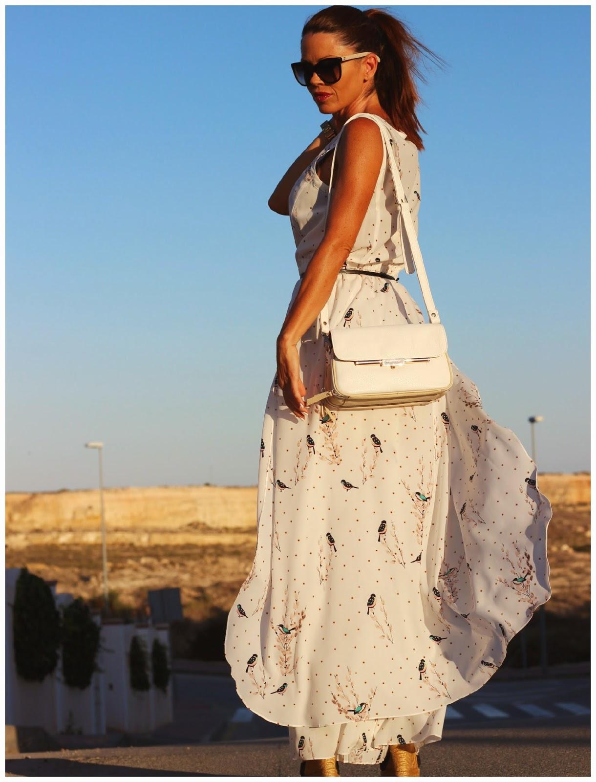 Indi&Cold - Bless Guardamar - vestido blanco