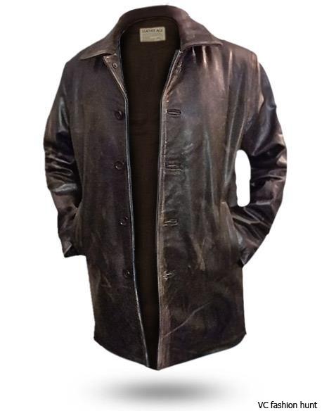 Wool Grey Jacket