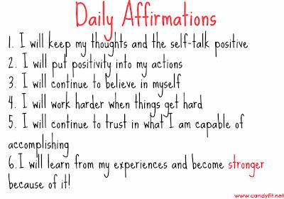 Positive affirmations for mental illness test