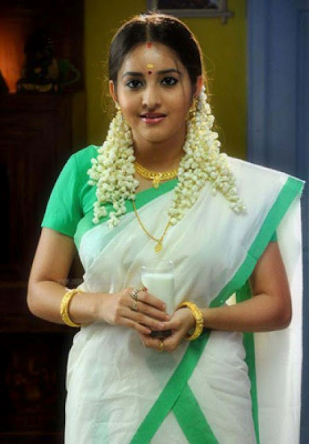 Bhama with milk glass