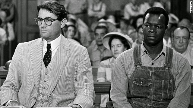 in the film version of To Kill a Mockingbird