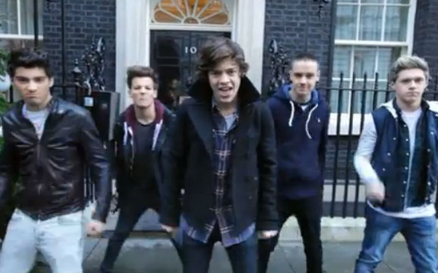New Video Alert - One Direction - One Way Or Another