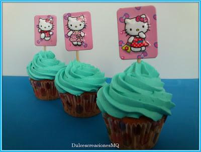 Cupcake Frambuesa y Limón