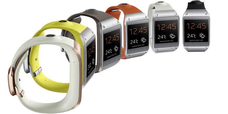 Spesifikasi dan Harga Samsung Galaxy Gear