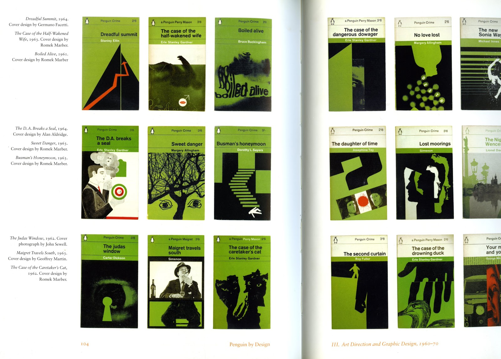 Penguin Book Cover Design : Design context a brief history penguin book covers
