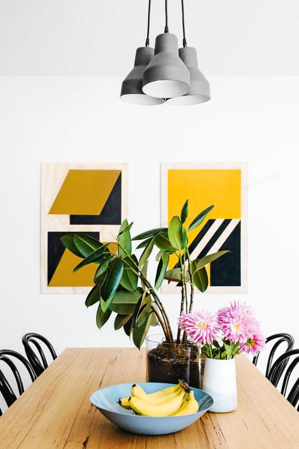 Acentos de color decoratualma for Quiero estudiar interiorismo