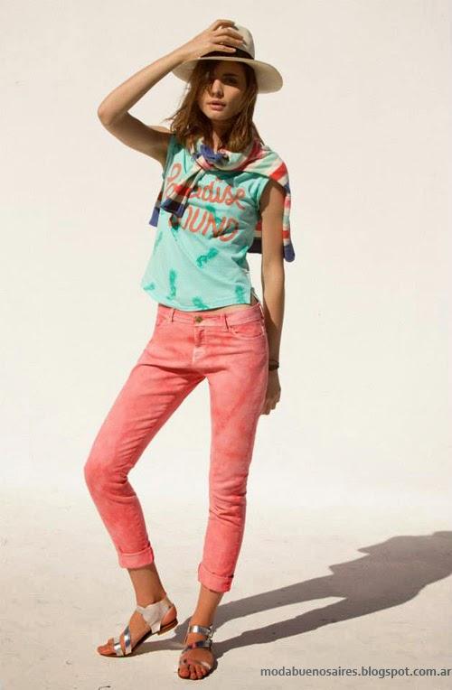 Moda 2014 mujer Inedita Argentina