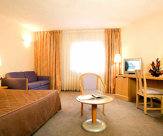 Novotel Port Harcourt Executive rooms