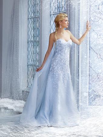 suknia ślubna Elsa 2015