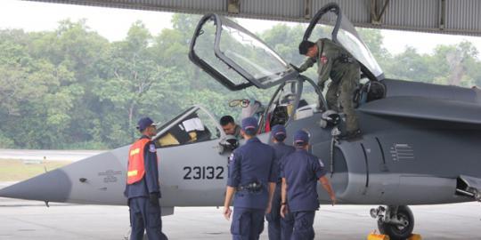 Alpha Jet Thailand
