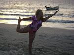 Por do Sol na Praia da Daniela