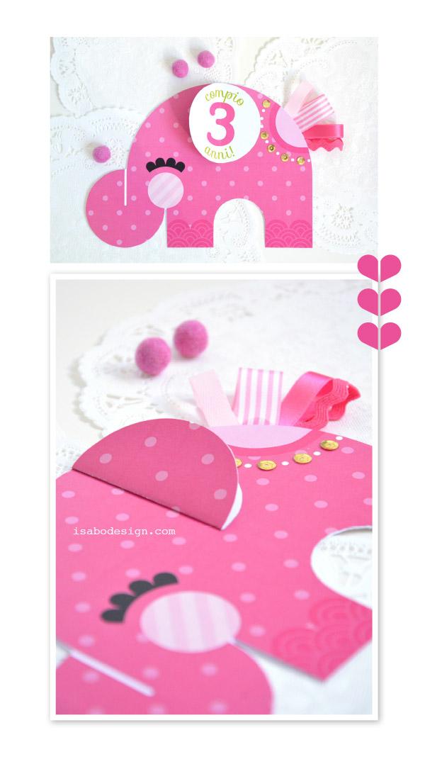 isabo-invito-dumbo-party-elephant-pink