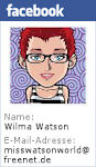 Miss Watson goes Facebook...