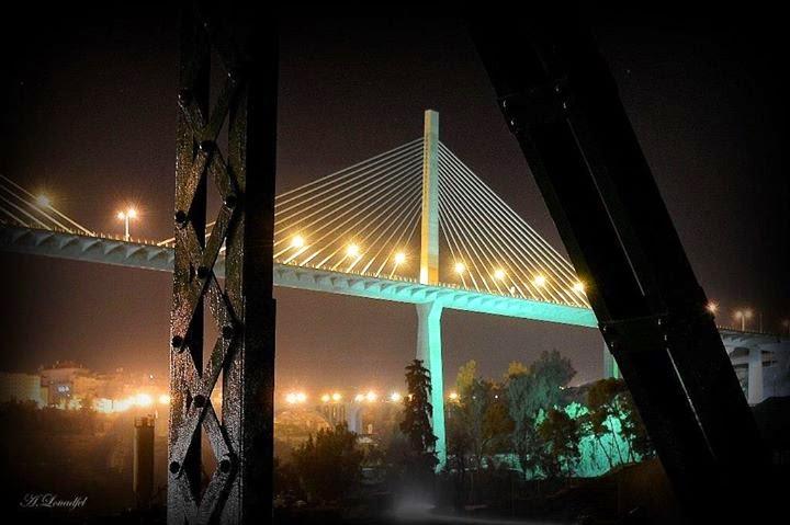 الجسر العملاق جسر صالح باي قسنطينة 2015