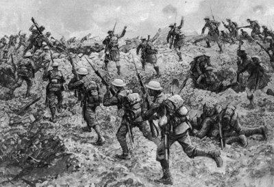 05 Coisas que você não sabe sobre a Primeira Guerra Mundial