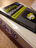 EDM book and binder