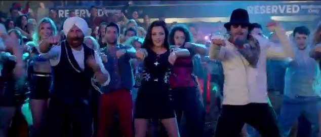 Yamla Pagla Deewana 2 Title Song