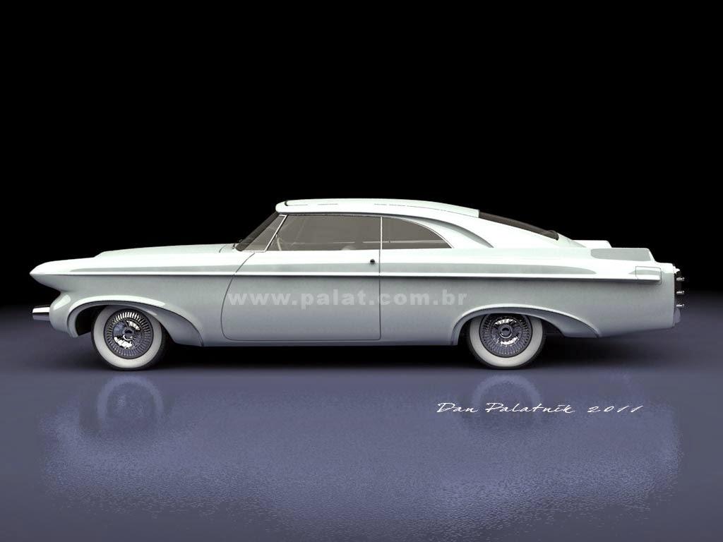 Tragic Story Of Chrysler Norseman Concept Scientech Info