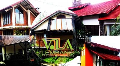 Villa di Lembang 2 Kamar