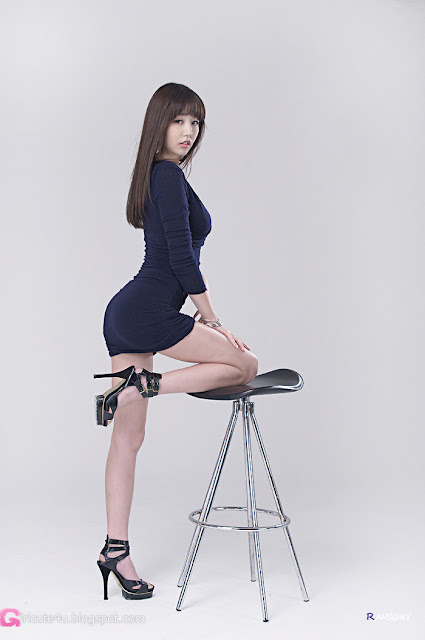 2 Sexy Hong Ji Yeon -Very cute asian girl - girlcute4u.blogspot.com