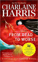 From Dead to Worse Charlaine Harris cover