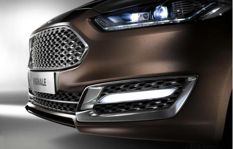 Ford Mondeo Vignale Debut