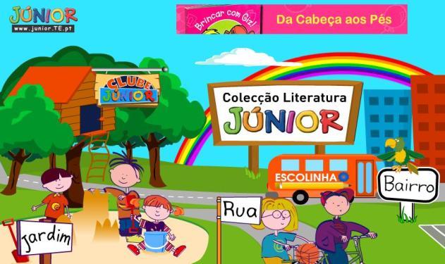Júnior - Brincar e aprender