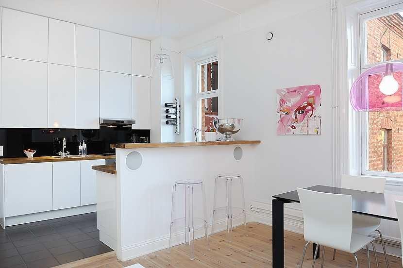 3h+k Kaunis keittiö