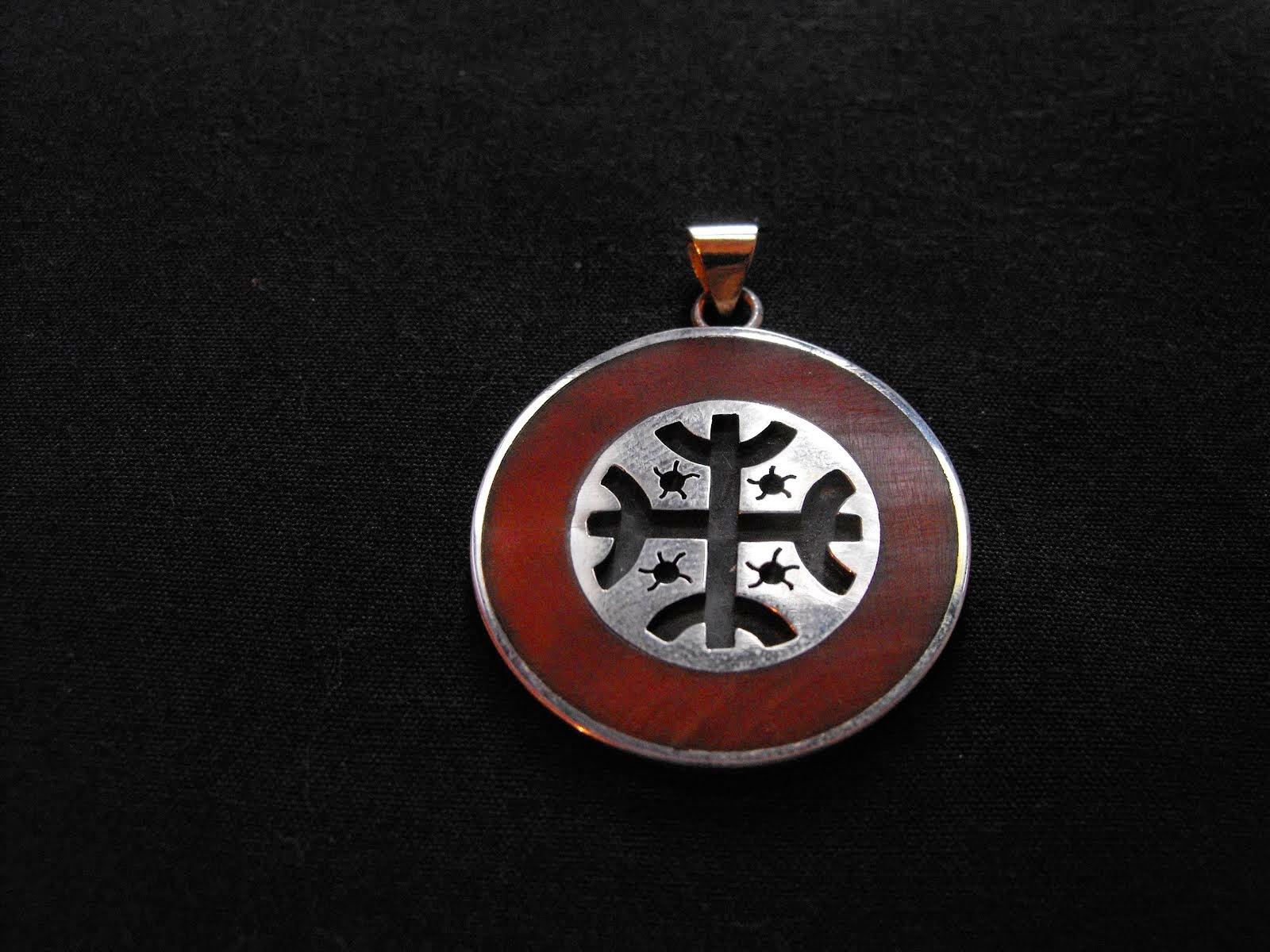 Plata picoyo, diseño envejecido (294)