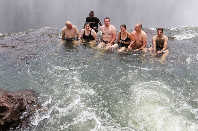 Devils Pool, Zambia