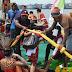 Sisi Lain Kunjungan Jokowi di Pontianak: Nang Dara Cegak Naik Kapal