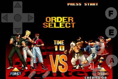 The King of Fighters 97 Android Games Free Download