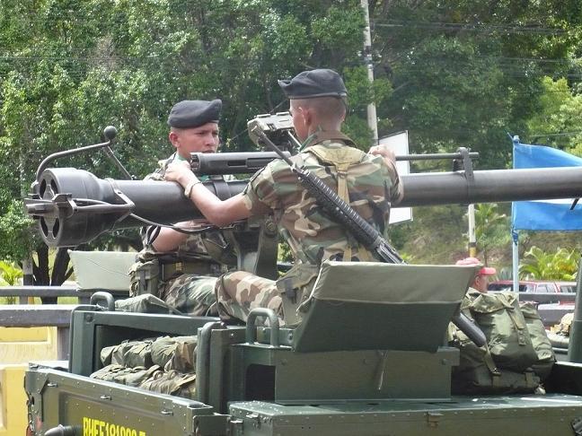 Fuerzas Armadas de Honduras Hummer10