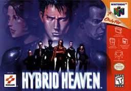 Hybrid Heaven roms n64