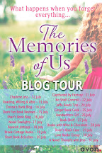 The Memories of Us Blog Tour