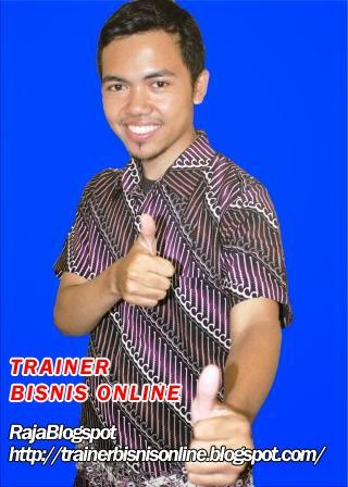 Trainer bisnis online, ari purwanto, trainer motivasi, motivator
