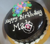 Birthday Cake - Choc Moist Cake