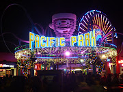 Pacific Park the theme park keeping a modest selection of adventurous .