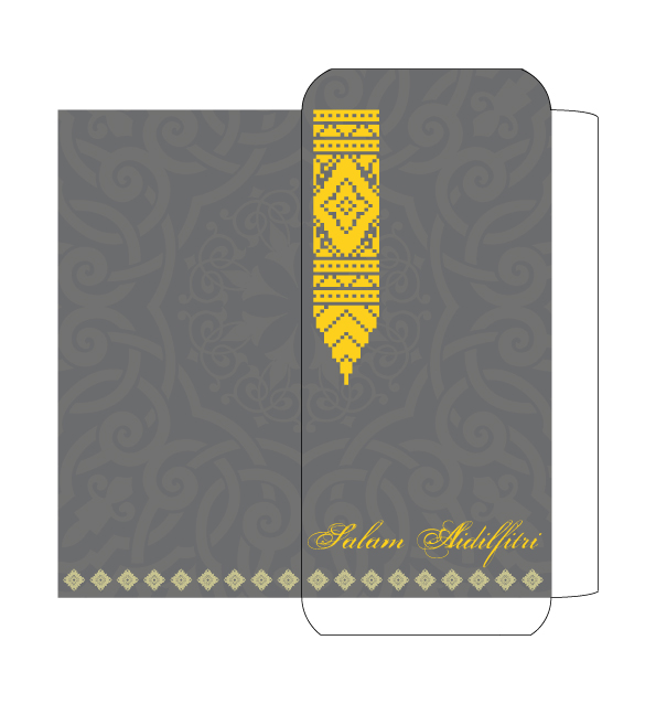 Car sticker design kl - All You Can Print Raya Packet Angpow