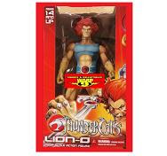 "Mezco Thundercats Lion-O Mega Scale 14"" Action Figure"