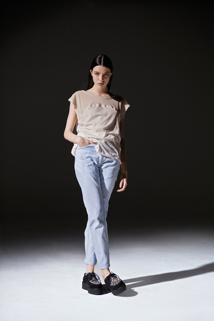 Ethel Vaughn Spring/summer 2012 Women's Collection