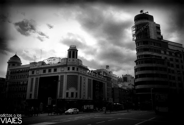 Plaza de Callao madrid