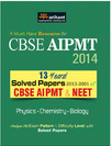 Prep Books for AIPMT 2015