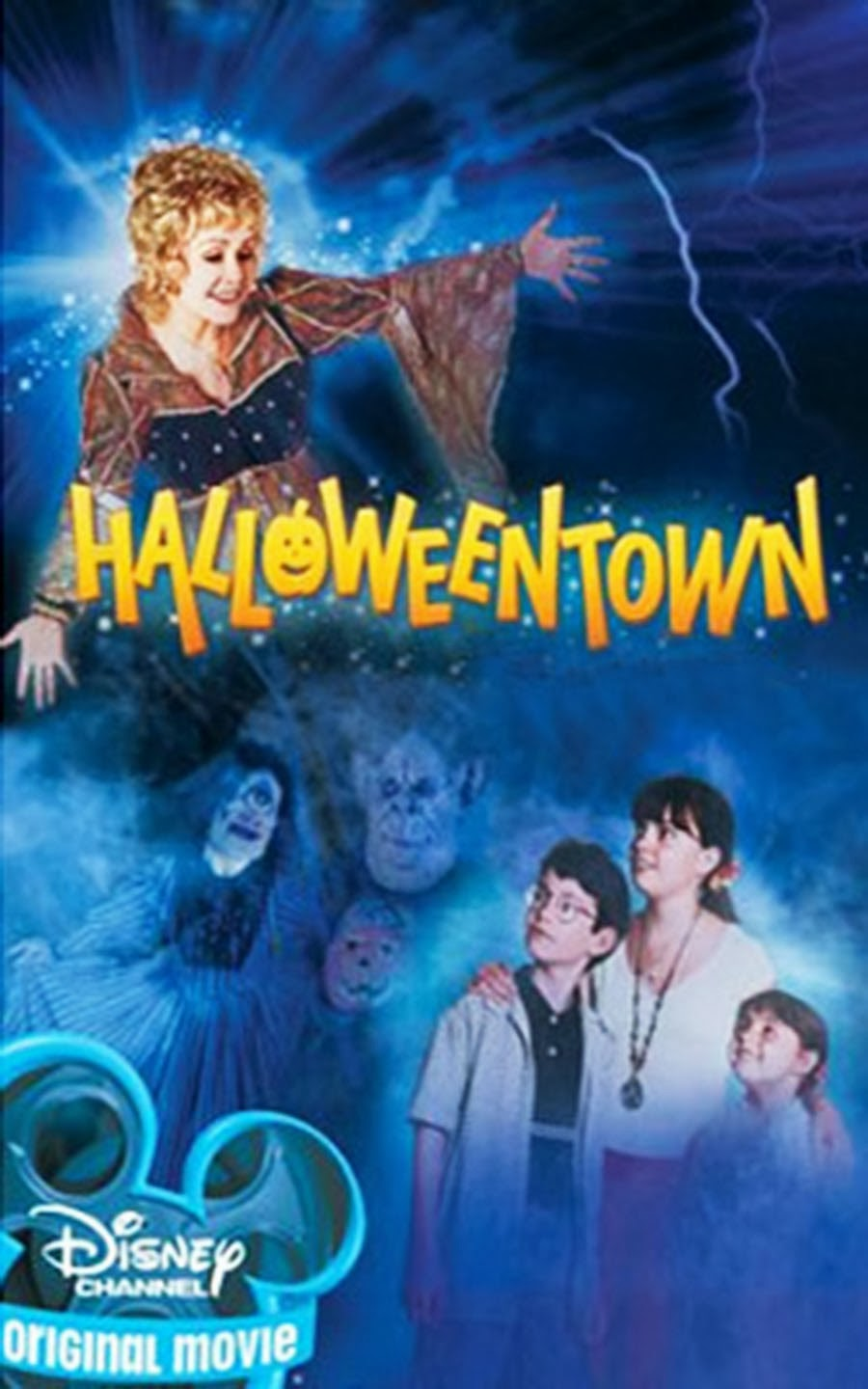halloweentown movies